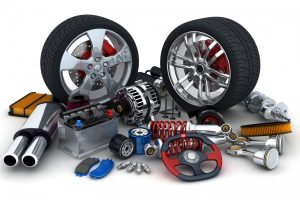 Second hand auto parts